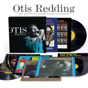 Otis Redding The Definitive LP Box Set on sale now